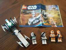 New ListingLego Star Wars set 7913 Clone Trooper Battle Pack w/ Minifigures 100% Complete