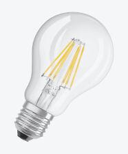 Osram LED Lampadina filamento  E27 7W 2700K come 60W 4052899951433 luce calda