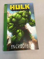 Hulk Incredible Digest 1 Paperback Tpb Marvel Comics