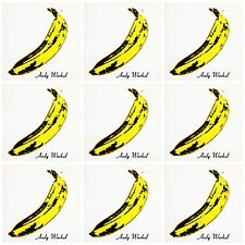 THE VELVET UNDERGROUND ANDY WARHOL COLLAGE CANVAS POP ART XXL PICTURE 76X76