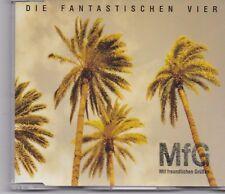 Die Fantastischen Vier-MFG cd maxi single  7 tracks