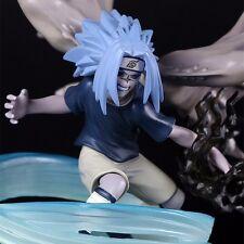 """7"""" Anime Uchiha Sasuke Ultimate Chidori Naruto Shippuuden PVC Figure No Box"""