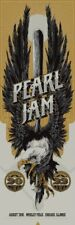 Pearl Jam Ken Taylor Wrigley Field Chicago 2016 Artist Proof Edition Poster