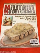 April Military Modelcraft International Craft Magazines