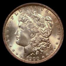 1900-O/CC $1 Morgan Silver Dollar PCGS MS65 CAC