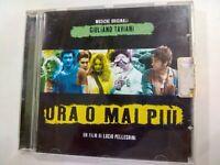 CD ORA O MAI PIU MUSICHE ORIGINALI GIULIANO TAVIANI UN FILM DI LUCIO PELLEGRINI