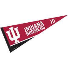 Indiana IU Hoosiers 12x30 Felt Pennant