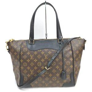 Louis Vuitton Tote Bag M51192 Estrela MM Browns Monogram 1411510