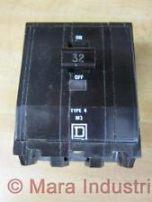 Square D Q0-X Circuit Breaker DS 3871:1965 - Used