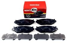 MINTEX FRONT AXLE BRAKE PADS FOR LEXUS IS II III C MDB2747 (REAL IMAGE OF PART)