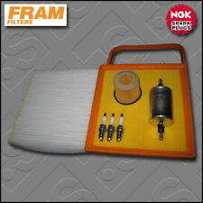 SERVICE KIT VW POLO (9N) 1.2 6V PETROL AWY OIL AIR FUEL CABIN FILTER PLUGS 02-05