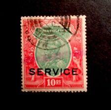 India Service Stamp SG 094 Fine Used KGV 1913 W/M Single Star