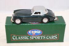 Corgi Toys Austin Healey  3000 MK I perfect mint in box all original condition