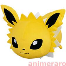 "Pokemon Dekai Big Plush Doll - JOLTEON 10.5"" Inches Nintendo Banpresto Let's Go"