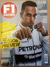 F1 RACING Magazine - 2014 SEASON PREVIEW - March 2014, number 217.