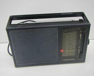 Vintage Grundig Prima Boy 65 L FM, MW, LW Portable Radio