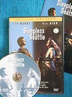 ALGO PARA RECORDAR (Sleepless in Seattle. Hanks, Meg ryan). EDICIÓN ESPECIAL, Z1