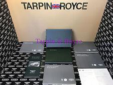1999-2000 Bentley Arnage Owners Manual Handbook Leather Case TSD7270 #V18