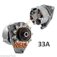 33A Lichtmaschine für KHD DEUTZ LINDE SAME BOSCH VGL-NR 0120339531 0120339514 ..