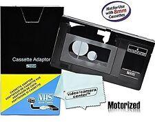 Cassette Adapter Tapes VHS-C Micro-Fiber VHS-VCR ClothTM Panasonic JVC C-P7U