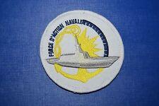 Insigne militaire patch brodé armée écusson Force d'Action Navale Marine France