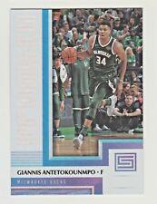 2017-18 Panini Status SYMBOLS #1 GIANNIS ANTETOKOUNMPO Milwaukee Bucks