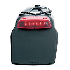 Acerbis Motorrad Kennzeichenhalter LED Farbe: Schwarz universal
