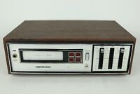 FOR PARTS/REPAIR Vintage Soundesign Model 4840 Solid State Stereo 8 Track Player