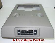 New 2004-2007 Nissan Titan Rear Roof Overhead Console Bezel W/ Lamp Light, Oem