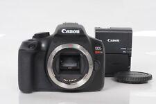 Canon EOS Rebel T6 18MP Digital SLR Camera Body                             #453