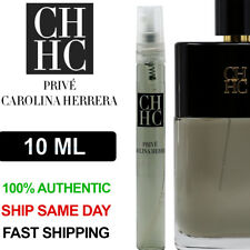 Carolina Herrera CH Men Prive EDT 10ml Decant Bottle Spray - 100% Authentic
