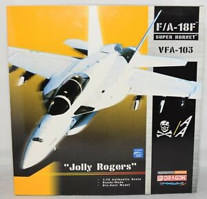 DRAGON WINGS 50169 F/A-18F SUPER HORNET 'JOLLY ROGERS' USN VFA-103 1:72 SCALE