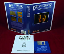 Amiga: distant Armies-Eagle tree logiciel 1988