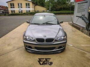 BMW 3 SERIES E46 M PAKET M SPORT FRONT LIP SPOILER SPLITER