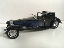 New ListingFranklin Mint 1930 Bugatti Royale Coupe Napoleon 1:24 w/box missing hood ornamen