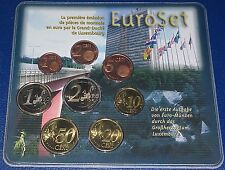 "COFFRET BU LUXEMBOURG 2002/II ""EUROSET"" :"