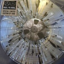 THE BEATLES 'REEL TO REEL OUTTAKES 1963' BLACK & CLEAR SPLATTER VINYL LP NEW