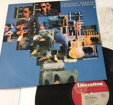 "GRAHAM PARKER - Human Soul ( VINYL LP, 12"") 105229 1 Liberation Records w inner"