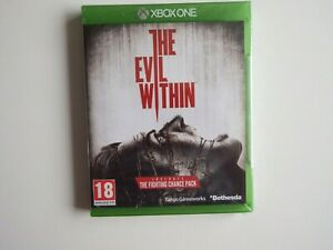 The Evil Within on Xbox One in NEW & FACTORY SEALED Condition