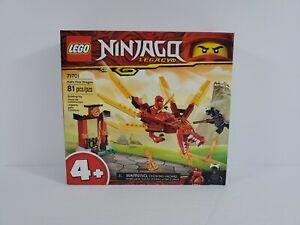 LEGO® NINJAGO® Legacy 71701 Kai's Fire Dragon 81 pcs NEW