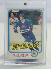 Peter Stastny rc 1980-81 O'Pee-Chee #269
