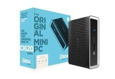 Zotac ZBOX CI620 nano Mini-PC Barebone with Integrated Intel Core i3-8130U