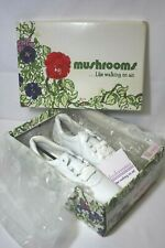 NEW Women's Mushrooms Orthopedic Style 84890 Shoes Sz 6M Like Walking On Air
