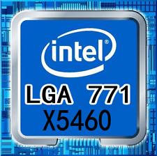 Intel Xeon X5460 Quad-Core 3.16 GHz 12M 1333MHz Processor Socket 771 CPU