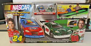 2008 NASCAR New Sealed JEFF GORDON vs DALE EARNHARDT JR. Speedway Race Track