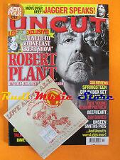 rivista UNCUT 126/2007 CD Jana Hunter Robert Plant Devendra Banhart Mick Jagger