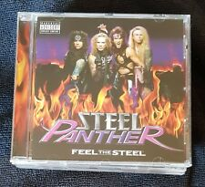 Steel Panther CD Feel The Steel