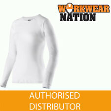 Long Sleeve Stretch Semi Fitted Tops & Shirts for Women