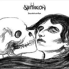 Deep Calleth Upon Deep (2LP Colored Vinyl) von Satyricon (2017)