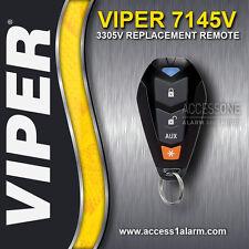 Viper 3305V Alarm Replacement Remote Control 7145V EZSDEI7141 1-Way - NEW